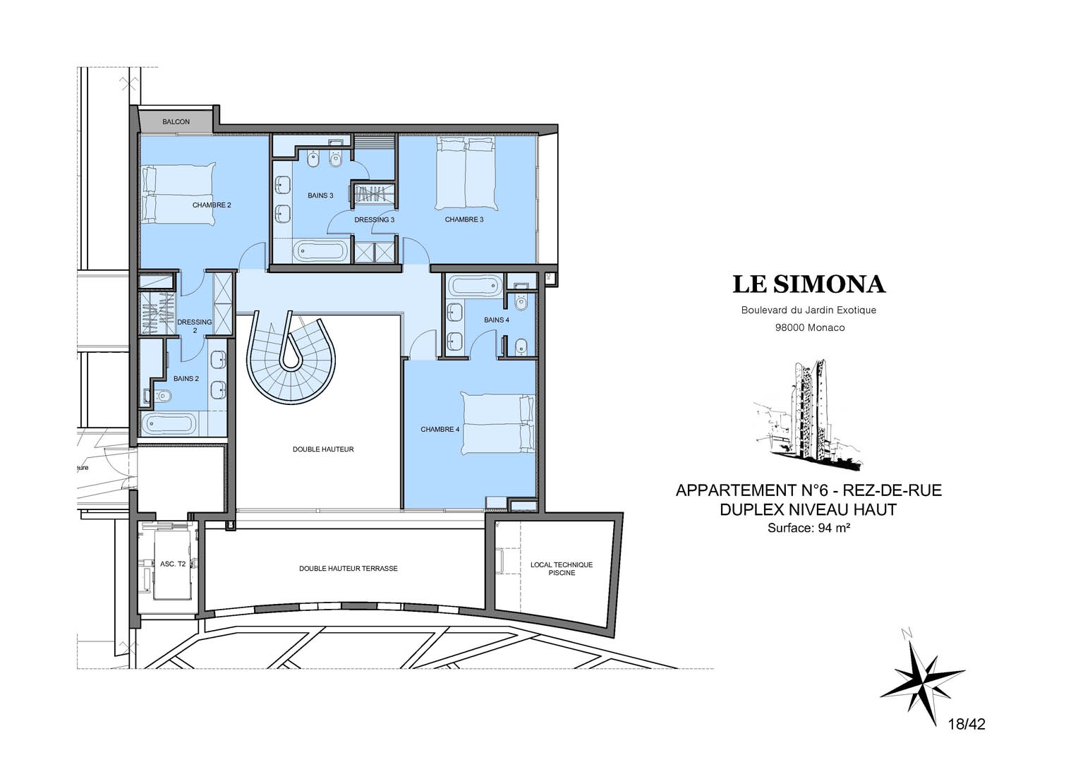 The Simona Group Pastor Apartment Rental In Monaco